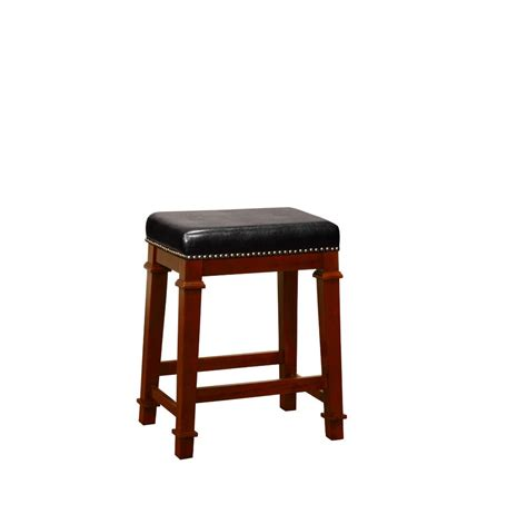 White Tractor Seat Stool by Carolina Forge Adjustable Tractor Seat Stool White The
