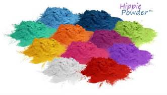 colored powder hippie powder author hippie powder