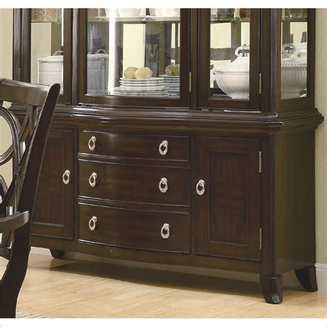 coaster furniture meredith collection dining room buffet coaster dining buffet meredith co 103534b