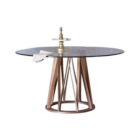 tavolo rotondo design tavolo acco rotondo design florian schmid miniforms