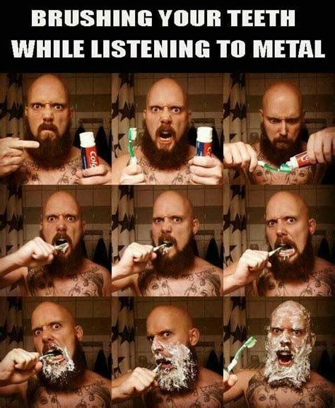 Heavy Metal Meme - 28 best metal memes images on pinterest funny stuff