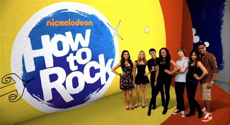 Rok Plisket Promo By Kum Kum imagenes promocionales de how to rock nick news