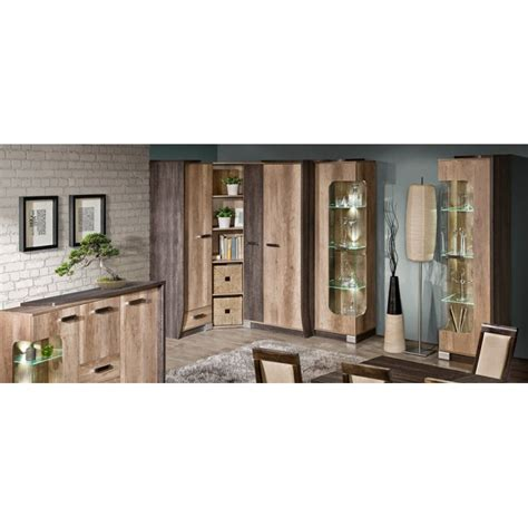 modern corner bookcase quot tauri quot modern corner bookcase