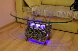 top gear engine coffee table is a must buy for auto nerds