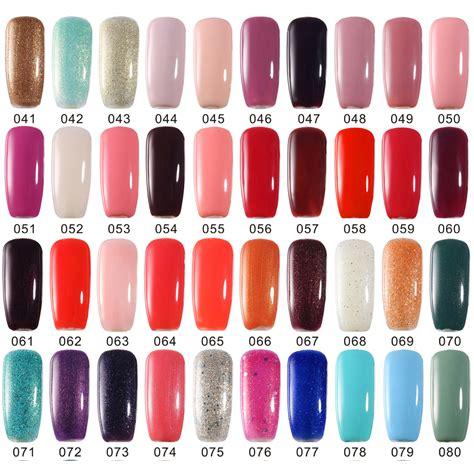 colors of 2017 2017 newest nail gel polish uv led shining colorful 132