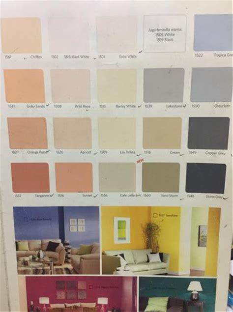 warna cat rumah  luc arsihome