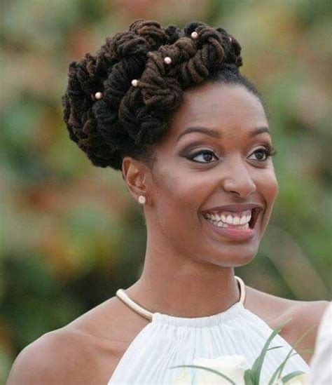 Wedding Hairstyles For Locs by 36 Wedding Hairstyles For Locs