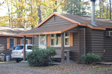 Pocono Log Cabins by Alvin S Log Cabins Henryville Pa Cground Reviews