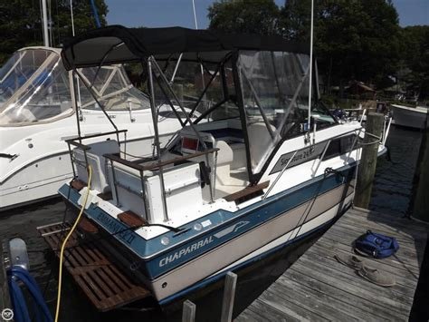 chaparral boats for sale in ct 1989 chaparral 27 power boat for sale in pleasant valley ct
