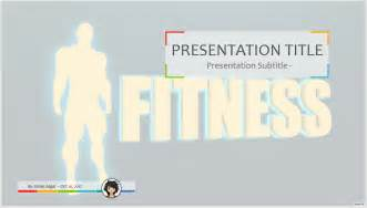 fitness powerpoint 45903 free fitness powerpoint by