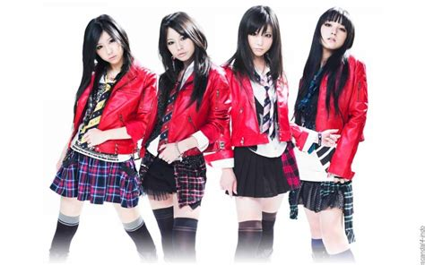 scandal  rock band fotos tecno anime
