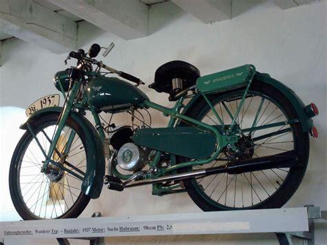 Sachs Motorrad Motoren by Wanderer Fotos Fahrzeugbilder De