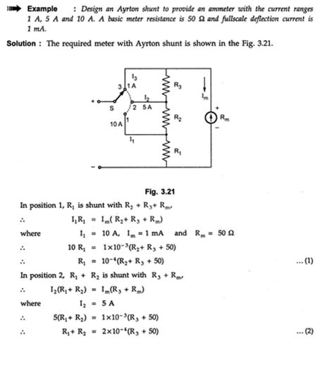 shunt resistor problems shunt resistor problem solving 28 images search catalog ti motor ke and kt quiz chief