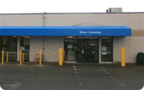 wa state licensing driver licensing office locations