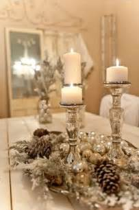 silver centerpieces for table silver trays christmas and silver on pinterest