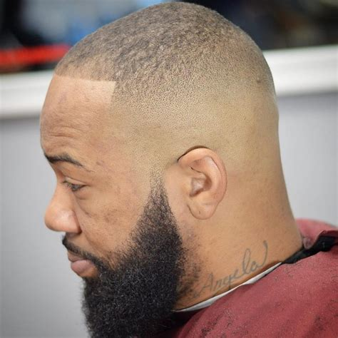 high skin fade with beard 25 fascinating ideas on being bald with beard the manly