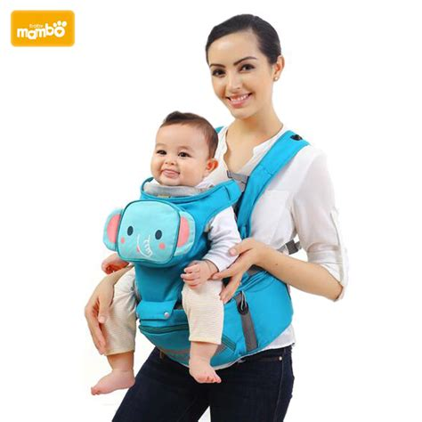 Baby Carrier Geos Baby mambobaby baby carriers small bag cotton infant backpack carriers kid carriage baby wrap sling