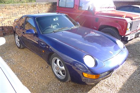 Buying A Porsche by Porsche 968 Buyers Guide