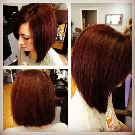 swing bob haircuts pictures long layered swing bob hair pinterest swing bob