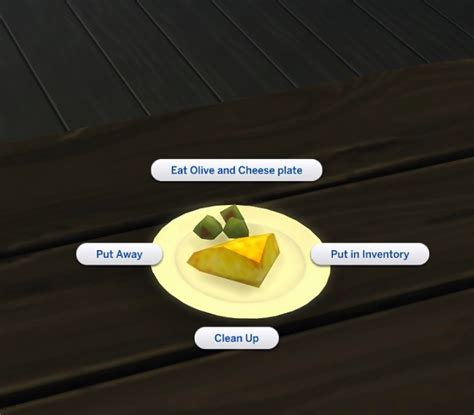 Custom Food olive and cheese plate custom food by icemunmun at mod the