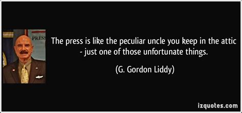 Things You Keep Just In by G Gordon Liddy Quotes Quotesgram