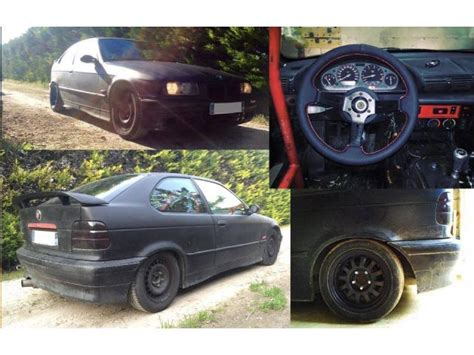 Modified Bmw Compact For Sale by Bmw E36 Compact 2 8l Drift Cars For Sale Racemarket