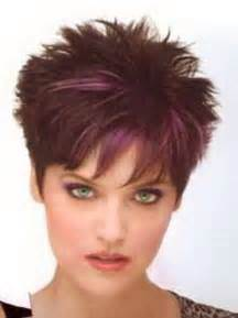 hair styles of all spiked short spikey hairstyles for women over 40