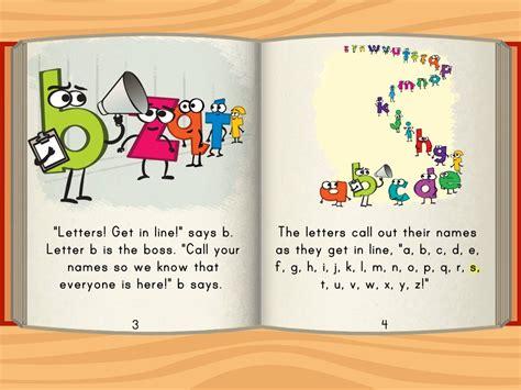 printable alphabet stories alphabet story