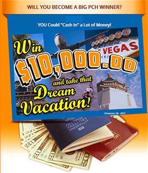 Pch Giveaways - what is your dream vacation