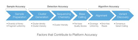 illumina sequencing service truseq technology accuracy across the sequencing workflow