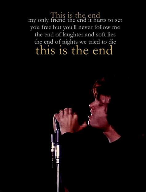 gif best the end jim morrison the doors w bowl