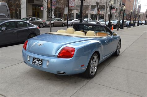2008 bentley continental gtc for sale 2008 bentley continental gtc stock b662a for sale near