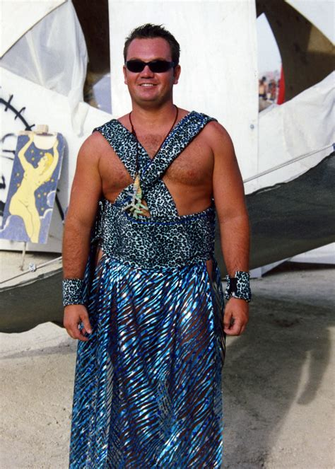 men dressed in dresses on becoming outlaw burning man costumes wandering