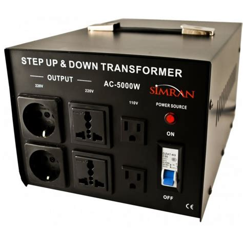 simran ac 3000 3000 watts step up and down voltage