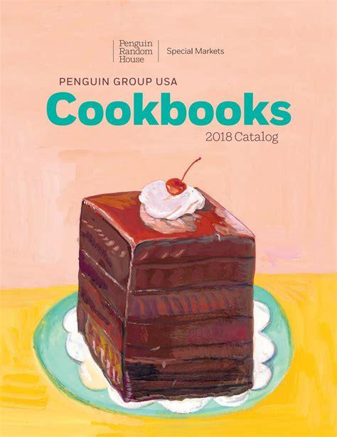 Penguin Cookbooks 2018 Catalog By Penguin Random House