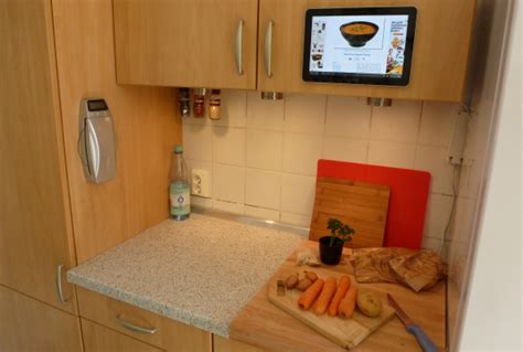 installing used kitchen cabinets 5 cool ways to make a velcro mount to store electronic