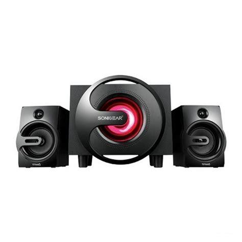 Home Theater Sonicgear ph co pc depot sonic gear titan 5btmi bt speaker 2 1