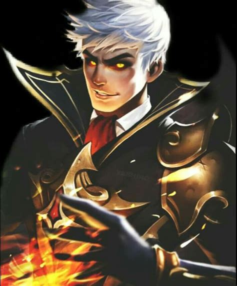 Mobile Legend Mobile Legends Alucard Mobile Legends