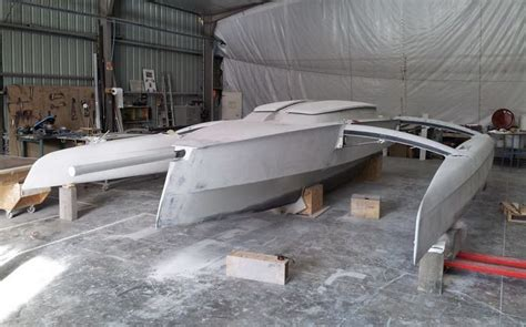 trimaran projects and multihull news radikal t26 trimaran