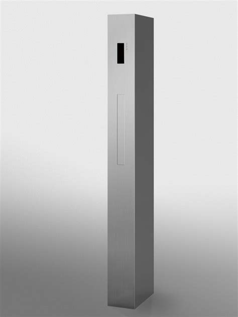 cassette postali con citofono cassetta postale con citofono integrato ospole sanwa company
