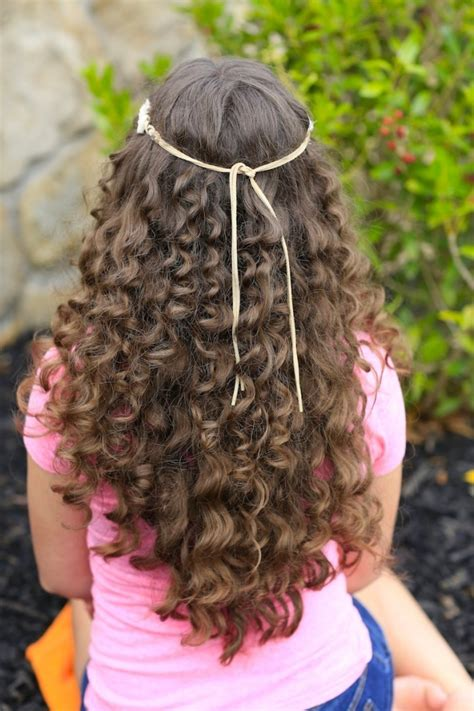 cute hairstyles no heat curls how to create quot no heat quot paper towel curls cute girls