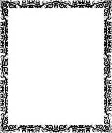 Printable Borders Free Printable Frames And Borders Clipart Best