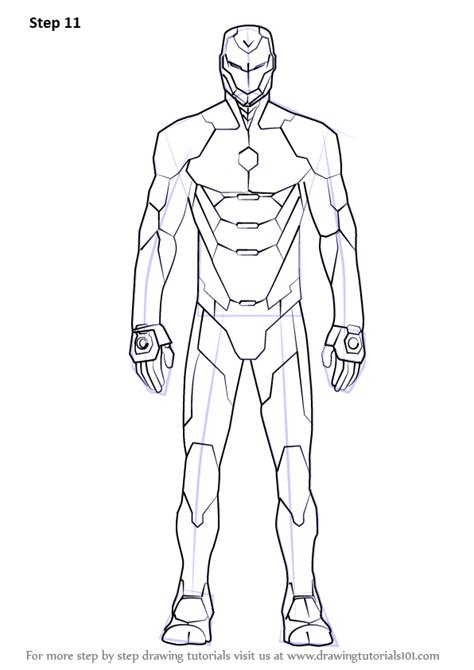 iron suit template iron suit design coloring pages
