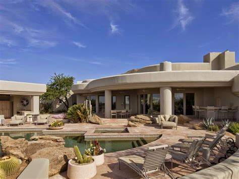 arizona style homes spectacular desert mountain retreat in scottsdale arizona