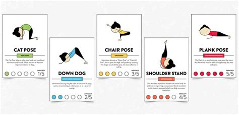 printable yoga flash cards our yoga cards are a quick introduction to yoga for kids