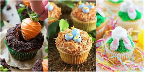 16 easter cupcake ideas decorating recipes for
