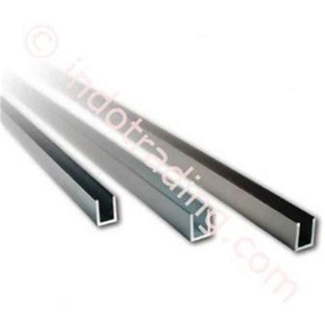 Karet List U sell u profile aluminium