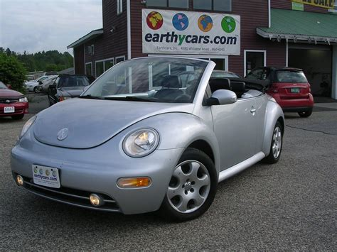 Volkswagen Beetle 2003 by 2003 Volkswagen New Beetle Information And Photos