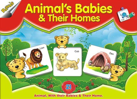 their home ratnas animal s babies their homes animal s babies