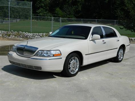 used lincoln town car for sale cargurus